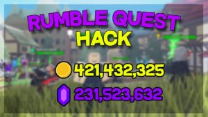 Скрипт на Rumble Quest