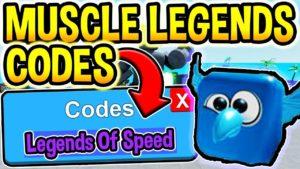 Коды на Muscle Legends