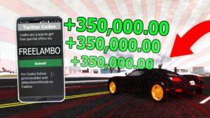 Vehicle Simulator коды на деньги