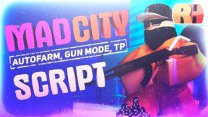 Скачать чит на Mad City