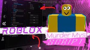 Скачать чит на Murder Mystery 2