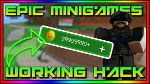 Скрипт на Epic Minigames много монет