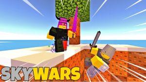 Все коды в игре Skywars