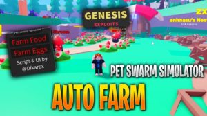 Pet Swarm Simulator