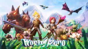World Zero роблокс