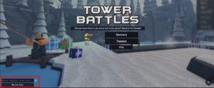 tower battles куда вводить коды