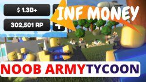 Скрипт на Noob Army Tycoon